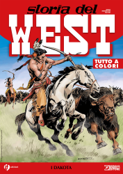 I Dakota - Storia del West 20 cover