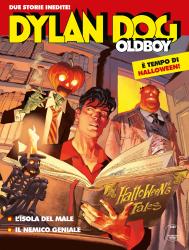 Dylan Dog Oldboy 3 cover