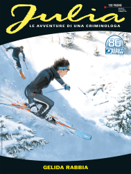 Gelida rabbia - Julia 268 cover