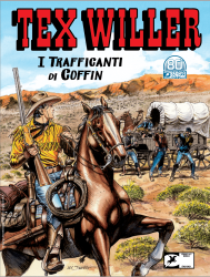 I trafficanti di Coffin - Tex Willer 27 cover