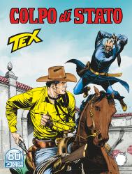 Colpo di Stato - Tex 724 cover