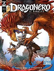 Il volo delle Viverne - Dragonero Il Ribelle 16 cover