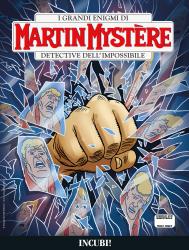 Incubi! - Martin Mystère 373 cover