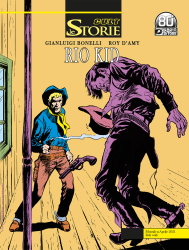 Rio Kid - Le Storie Cult 102 cover