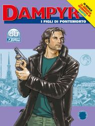 I figli di Pontemorto - Dampyr 253 cover