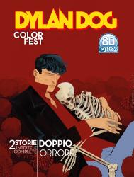 Doppio orrore - Dylan Dog Color Fest 37 cover