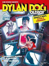 Dylan Dog Oldboy 7 cover