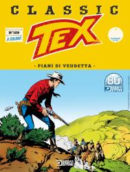 Piani di vendetta - Tex Classic 109 cover