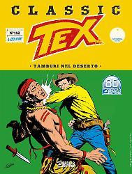 Tamburi nel deserto - Tex Classic 112