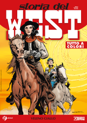Veleno Giallo - Storia del West 28