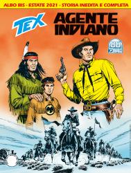 Agente indiano - Tex 729 BIS