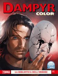 La biblioteca dell'orrore - Dampyr Color 01