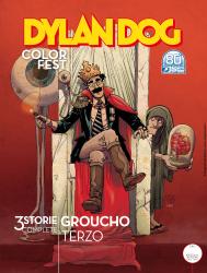 Groucho Terzo - Dylan Dog Color Fest 38