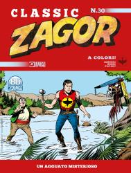 Un agguato misterioso - Zagor Classic 30