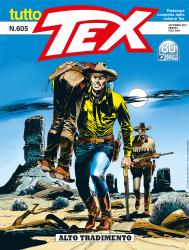 Alto tradimento - Tutto Tex 605
