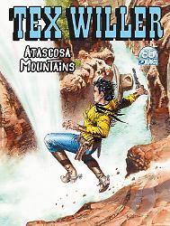 Atascosa Mountains - Tex Willer 34