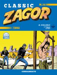 Condannato - Zagor Classic 31