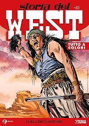 L'urlo degli Apaches - Storia del West 31