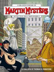 La ballata di Thomas il rimatore - Martin Mystère 380