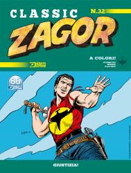 Giustizia! - Zagor Classic 32
