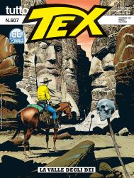 La valle degli dei - Tutto Tex 607