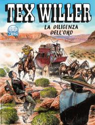 La diligenza dell'oro - Tex Willer 36