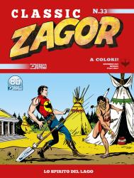 Lo Spirito del Lago - Zagor Classic 33