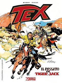 Tex. Il passato di Tiger Jack