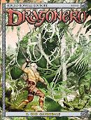 Il dio cannibale - Dragonero 44 cover