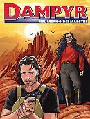 Nel mondo dei maestri - Dampyr 202 cover