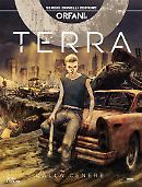 Dalla cenere - Orfani: Terra 01 cover