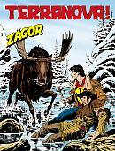 Terranova! - Zagor 619 cover