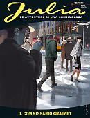 Il commissario Graimet - Julia 224 cover
