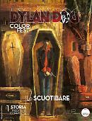 Lo scuotibare - Dylan Dog Color Fest 21 cover
