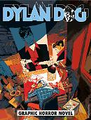 Graphic Horror Novel - Dylan Dog 369 cover