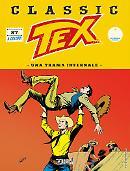 Una trama infernale - Tex classic 07 cover