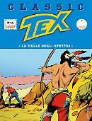 La valle degli spettri - Tex Classic 14 cover