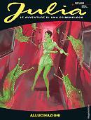 Allucinazioni - Julia 229 cover