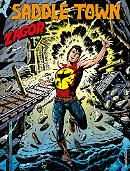 Saddle Town - Zagor 627 cover