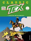 L'aquila della notte - Tex Classic 18 cover