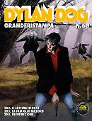 Dylan Dog Granderistampa 68 cover