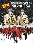 I difensori di Silver Bow - Tex 685 cover