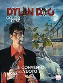 Il convento del vuoto - Dylan Dog Color Fest 23 cover
