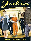 Myrna: la via della libertà - Julia 233 cover