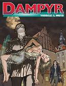 Yossele il muto - Dampyr 217 cover