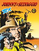 Johnny il selvaggio - Tex 692 cover