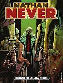 I reduci di Mellow Shore - Nathan Never 325 cover