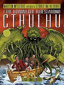 I tre uomini che ridestarono Cthulhu - Storie da Altrove 21 cover