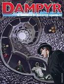 Il suicidio di Aleister Crowley - Dampyr 222 cover
