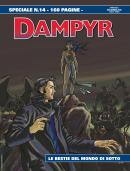 Le bestie del mondo di sotto - Speciale Dampyr 14 cover